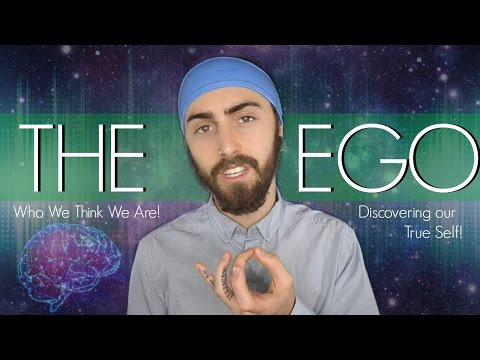 The Ego! Who We THINK We Are! (And How to Discover Our True Self)