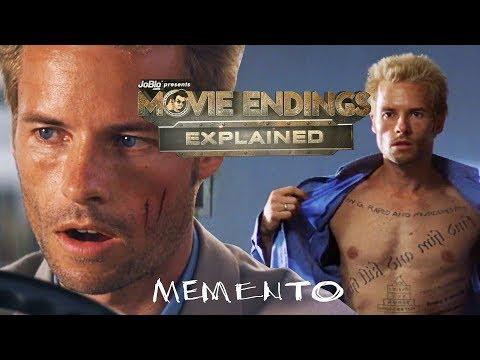 MEMENTO - Movie Endings Explained (2000) Christopher Nolan