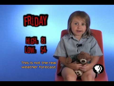 The Best of The Youngest Weatherman In The World, Conrad Jenkins!
