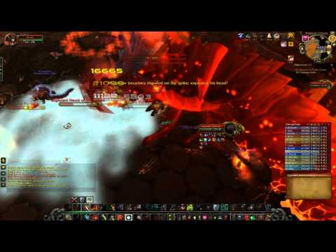 Adept Gaming vs Magmaw (Blackwing Descent) Warrior PoV (видео)
