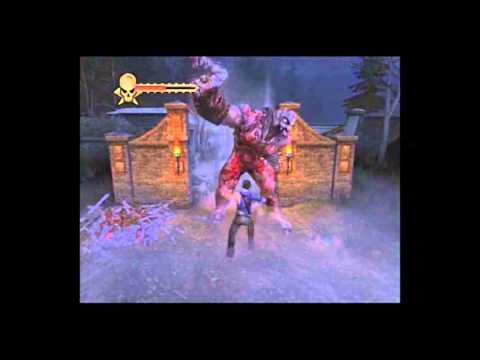 evil dead regeneration playstation 2 download