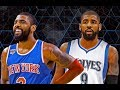 TOP 5 Potential Trade Destinations For Kyrie Irving