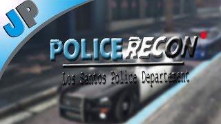 POLICE RECON - GTA V