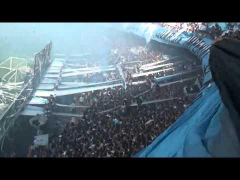 Video - El Mejor Recibimiento De La Historia Racing Club de Avellaneda - La Guardia Imperial - Racing Club - Argentina