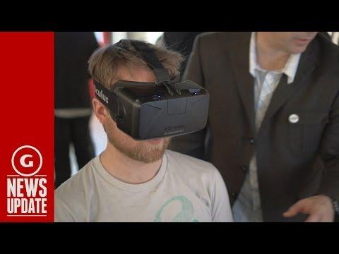 Facebook buys Oculus Rift for $2 billion - GS News Update