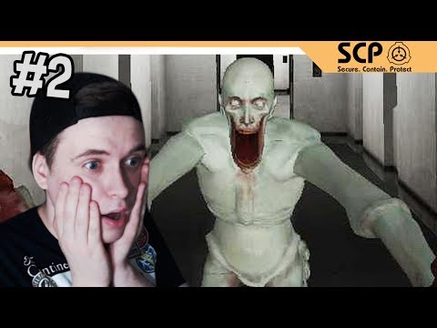 SCP - Containment Breach - Я ОБОСРАЛСЯ