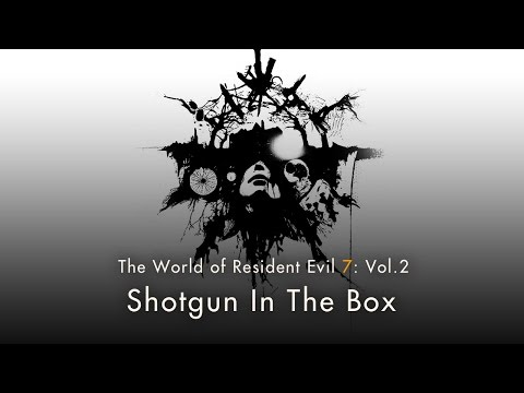 Resident Evil 7 - fusil à pompe