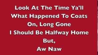 Chris Young Aw Naw (Lyrics)