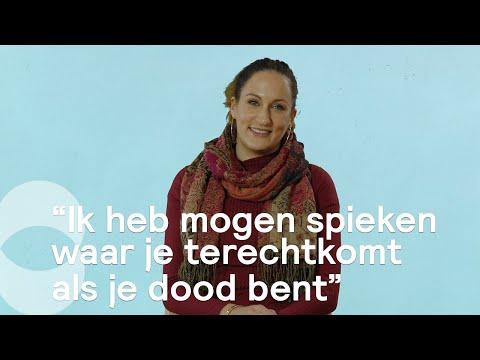 Hajar vertelt over bijna-doodervaring na bevalling