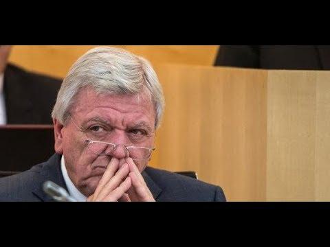 Umfrage-Schock: CDU in Hessen fällt kurz vor der Wahl ...
