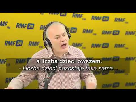 """Min. Zalewska w """"Rozmowie RMF"""":"""