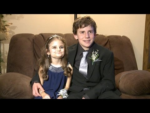 Brother grants his sisters last wish