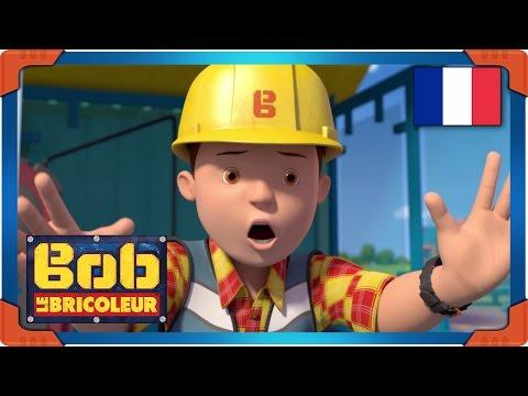 Bob le Bricoleur en français - apprends avec Léo et viens rencontrer l'équipe