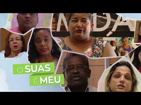 Campanha de combate ao preconceito contra a usuária e o usuário do SUAS