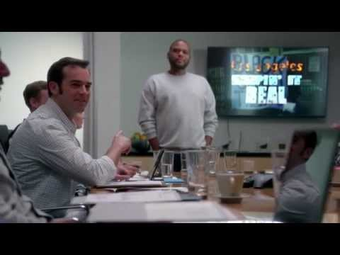 """Funny Blackish clip - Dre's """"Keepin' it Real"""" urban pitch - Episode 1"""