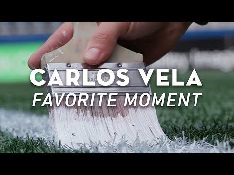Carlos Vela's Favorite Moment From LAFC's Inaugural Season