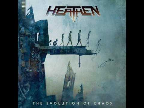 Heathen - Control By Chaos - Evolution of Chaos [2009] online metal music video by HEATHEN