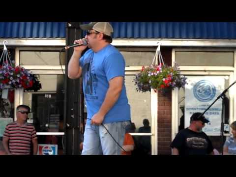 Larry Pancake - Russell Railroad Days 6-14-14