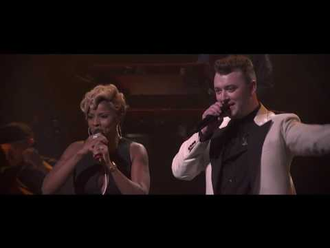 Sam Smith   Stay With Me Live At The Apollo Theater Ft  Mary J  Blige