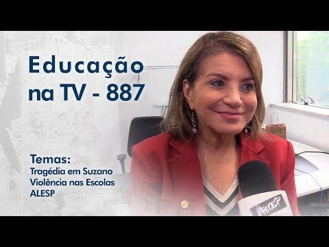 Tragédia em Suzano / Violência nas Escolas / ALESP
