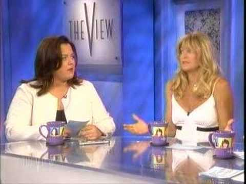 The View – 5-9-07 Goldie Hawn Whistleblowers & Menopause