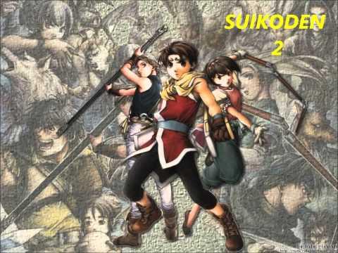 - Suikoden 2 OST Secret Village of the Ninja