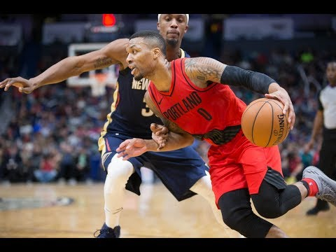 Trail Blazers 113, Pelicans 119   Full Highlights   January 12, 2018
