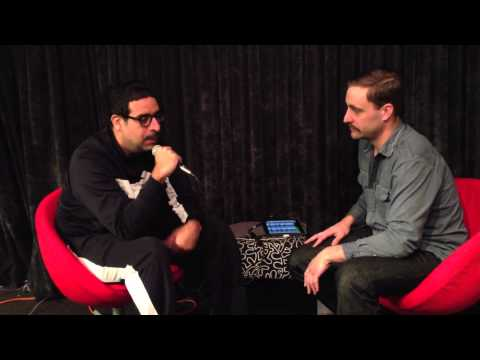 Stache Chat with Erik Griffin