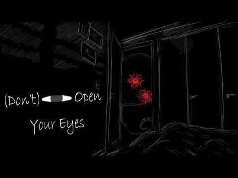ASMR...Monster..?   |  Don't Open Your Eyes