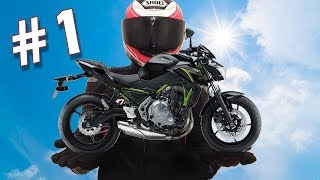 1. Best Middleweight Twin | 2019 Kawasaki Z650 | Review