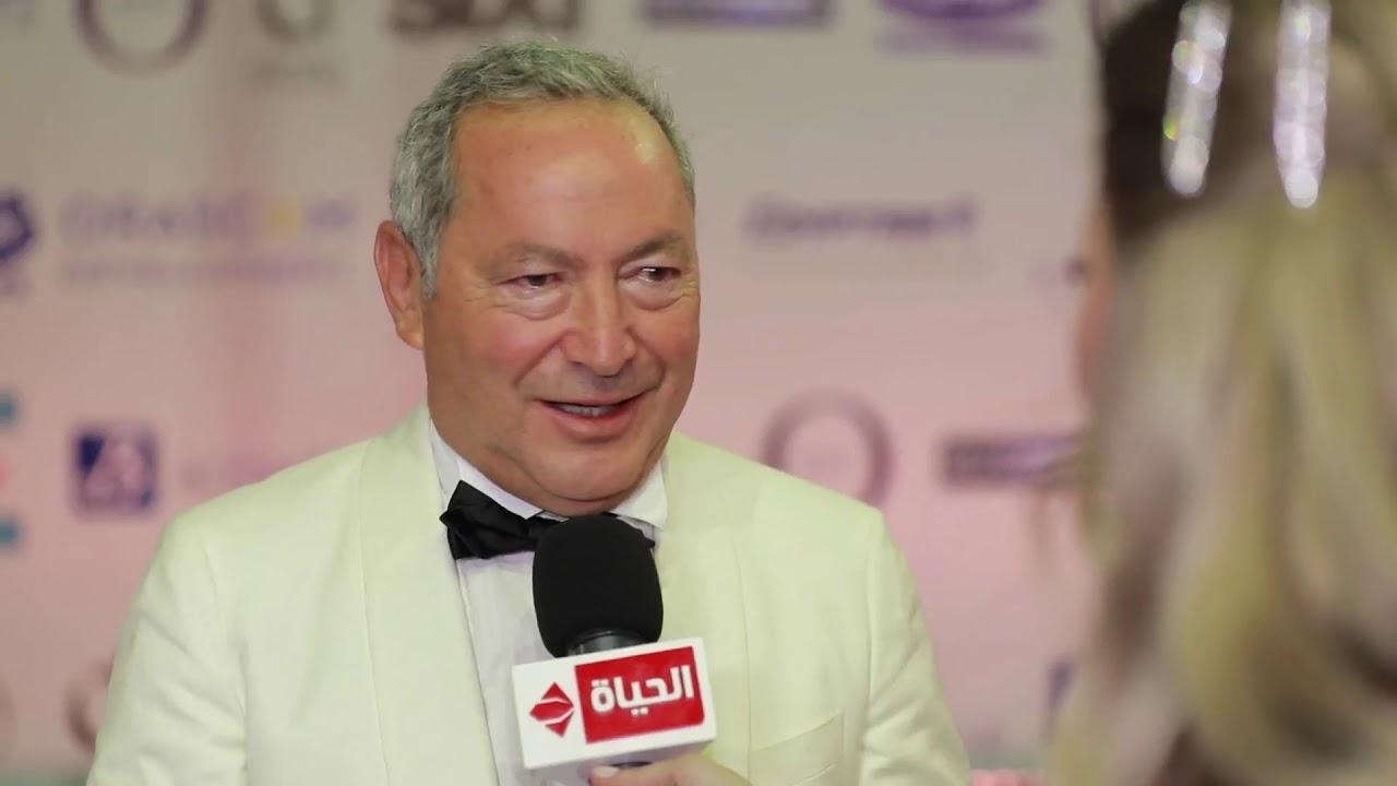 عين - سميح ساويرس من مهرجان الجونة : انا قولت مش عاوز اشوف الحجات دي فى الدورة الثالثة!