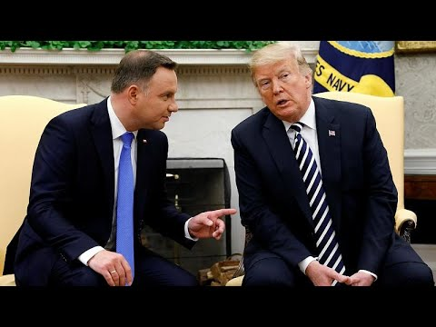 Polen könnte bald US-Militärbasis bekommen: