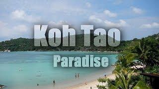 Koh Tao Thailand  city photo : Koh Tao Thailand Paradise ( HD 1080 )