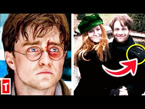 The Secret Truth You Never Knew About Harry Potter's Parents