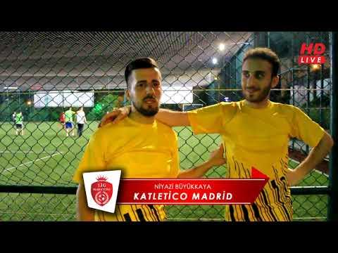 Katletico Madrid - BOĞALAR  Katletico Madrid-BOĞALAR Basn Toplantısı