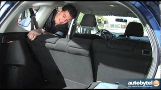 2012 Honda Fit Road Test&Car Review