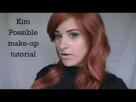 Kim Possible Make up tutorial