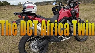 8. REVIEW: DCT AFRICA TWIN!