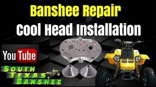 4. Banshee Cool Head installation