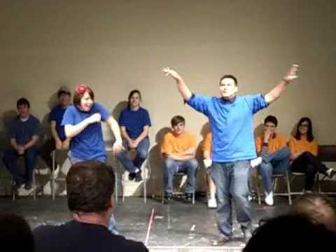 The Best Improv Show Ever: New Choice