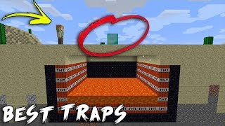 Video Best INVISIBLE Traps & Bases in Minecraft - Compilation MP3, 3GP, MP4, WEBM, AVI, FLV Juni 2018