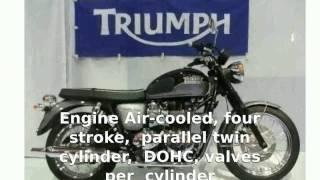 10. Triumph Bonneville T100 Features, Details
