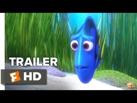 Video Finding Dory Official Trailer #2 (2016) - Ellen DeGeneres, Albert Brooks Movie HD download in MP3, 3GP, MP4, WEBM, AVI, FLV January 2017