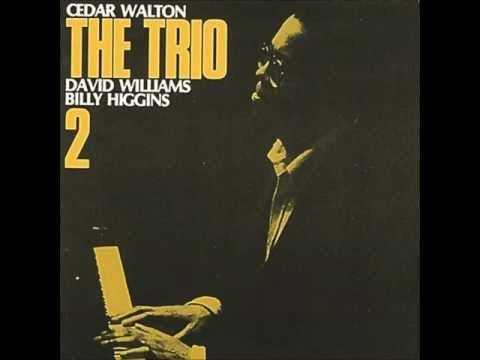 Cedar Walton Trio – Ojos De Rojo
