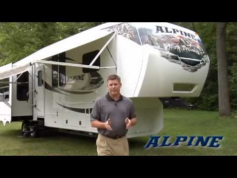 Keystone RV thumbnail for Video: Keystone Alpine Exterior Walk Around Tour