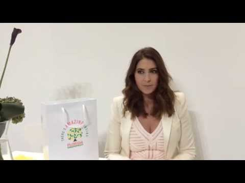 60 seconds with…Lisa Snowdon