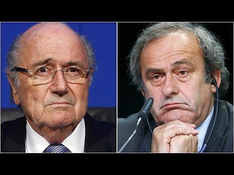 Σκάνδαλο FIFA: Έφεση Μπλάτερ κατά του οκταετή αποκλεισμού του