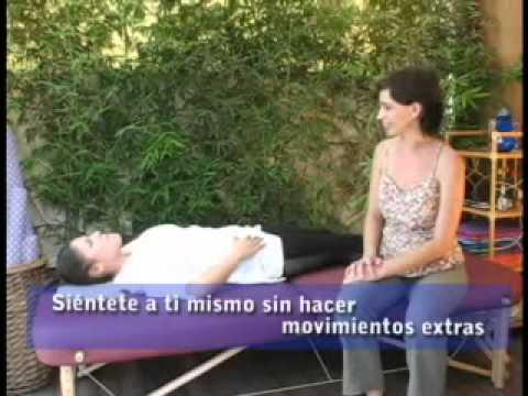 03 Cómo eliminar dolores de cintura con Feldenkrais - Lea Kaufman