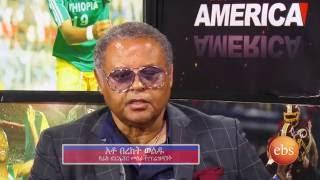 Sport America: Interview with Ato Berket Woldu