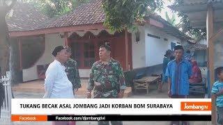 Video Tukang Becak Juga Jadi Korban Bom Bunuh Diri di Surabaya MP3, 3GP, MP4, WEBM, AVI, FLV Agustus 2018